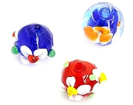 www.sayila.co.uk - New Italian style beads with flowers