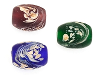 www.sayila.co.uk - New oval Italian Style beads
