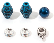 www.sayila.co.uk - New beads for beadable pens