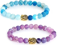 www.sayila.co.uk - New bracelets with Agate beads