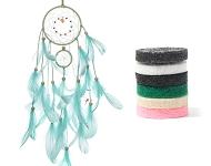 www.sayila.com - New perfume pads and dreamcatchers