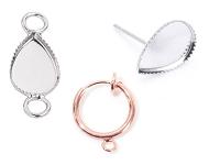 www.sayila.com - New earring components and Miyuki beads