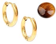 www.sayila.com - New stainless steel hoop earrings