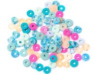 www.sayila.com - New polymer clay record disc beads