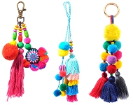 www.sayila.com - New Ibiza style key fobs