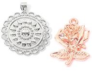 www.sayila.com - New pendants and charms