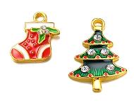 www.sayila.es - Nuevos dijes de Navidad
