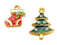 www.sayila-perlen.de - Neue Weihnachtsanhänger