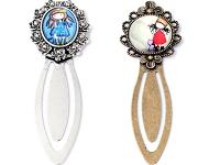 www.sayila-perles.be - Nouveaux marques-pages avec cabochon