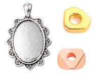 www.sayila-perles.be - Nouvelles rondelles en métal