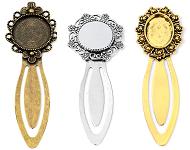 www.sayila-perles.be - Nouveaux marques-pages avec cadres