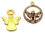 www.sayila-perles.be - Nouveaux pendentifs ange