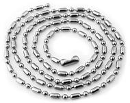 www.sayila.be - Nieuwe metalen halskettingen