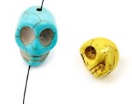 www.sayila.co.uk - New skull beads