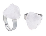 www.sayila.co.uk - New rings with natural stone