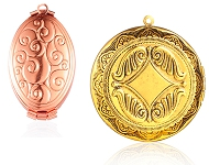 www.sayila.co.uk - New locket pendants