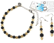 www.sayila.co.uk - New DoubleBeads set jewelry kits