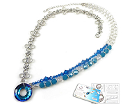 www.sayila.co.uk - New DoubleBeads necklace jewelry kits