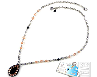 www.sayila.co.uk - More DoubleBeads necklace jewelry kits
