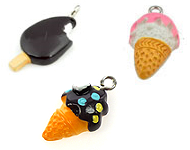www.sayila.co.uk - New ice cream pendants