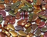 www.sayila.co.uk - New: Paisley Duo beads