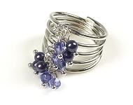 www.sayila.es - Más kits de joyería Mini anillos DoubleBeads
