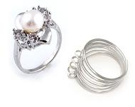www.sayila.es - Nuevos anillos con perla de agua dulce