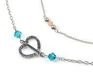 www.sayila.es - Nuevos kits de joyería Mini collares DoubleBeads