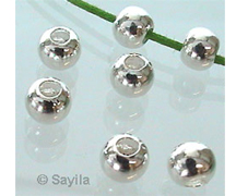 925 Silver beads