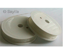 Elastic nylon wire